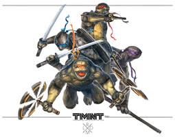 TMNT fanart by kian02