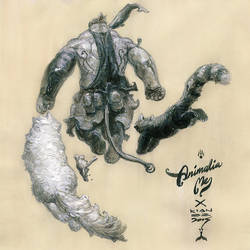 Animalia Me II by kian02
