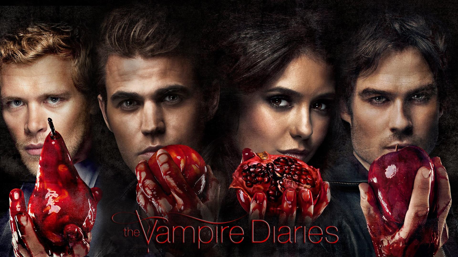 Заставки на телефон вампиры