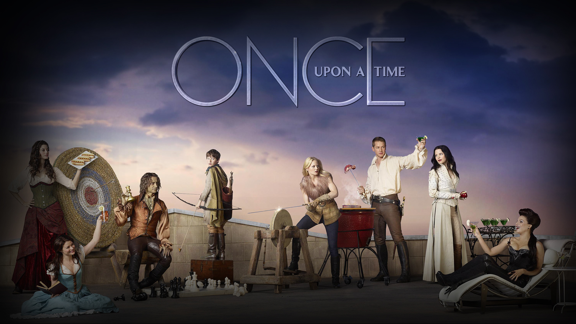 Once Upon A Time Wallpaper 12 By Alexandreholz On Deviantart