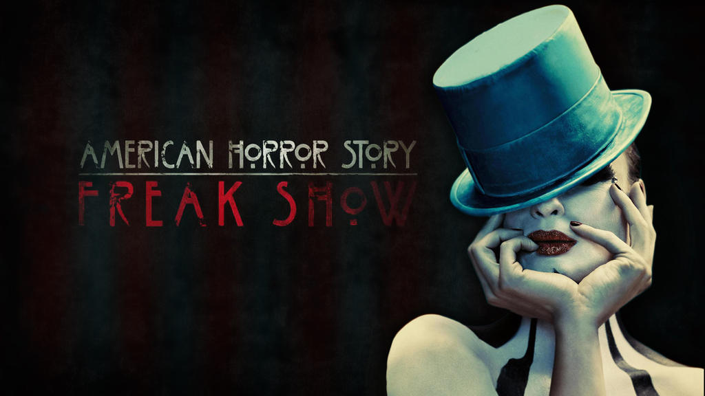 American horror story freak show 01 by alexandreholz on deviantart - American horror story wallpaper ...