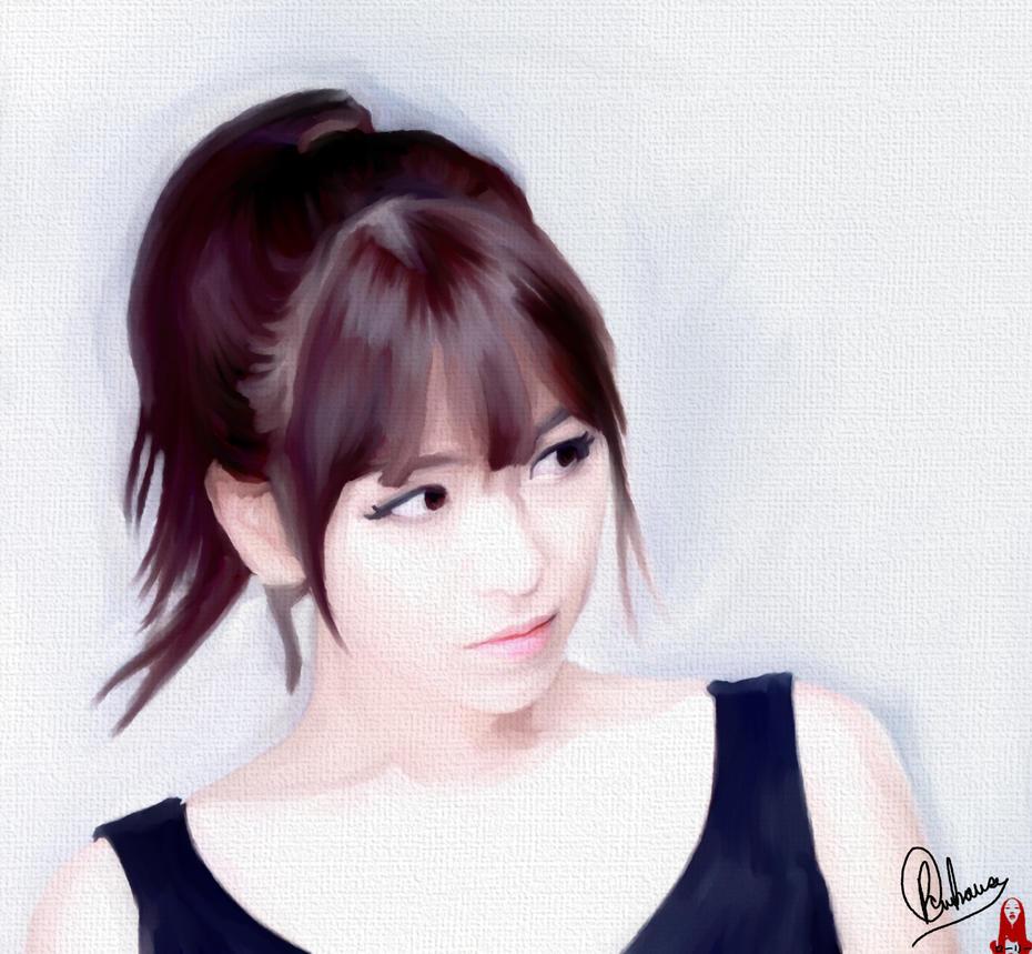 Left Look Asia by Shinzoheddo