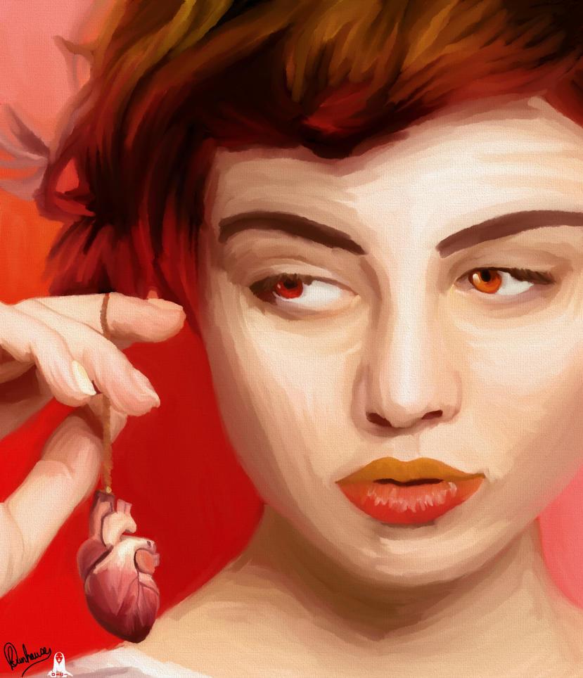 Lady Love Has My Heart by Shinzoheddo