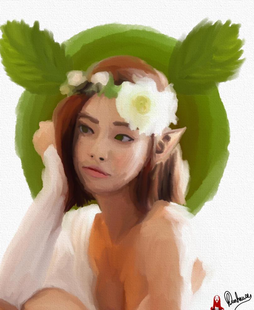 Forest Fairy by Shinzoheddo