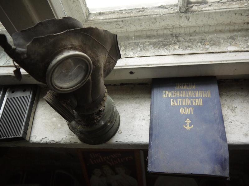 Gasmask by satyr