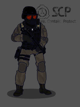 Chaos Insurgency from SCP Foundation