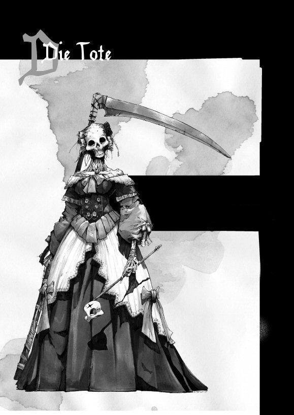 The death one by FelixMertikat