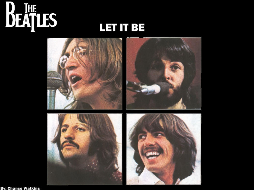 Let It Be Wallpaper By StarWarsMedia