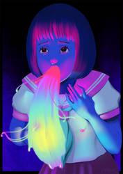 Lucid Nausea by MR-NIK