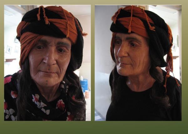 gipsy woman by bbijann