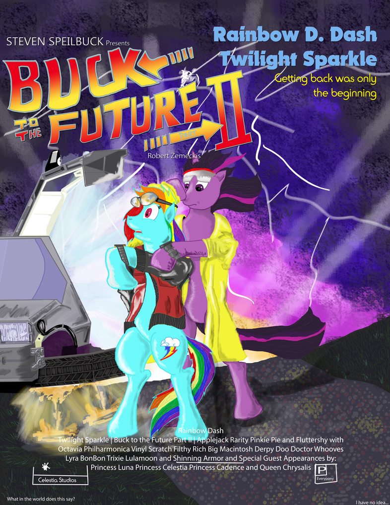 Buck to the Future Part II by DrewCopenhaver
