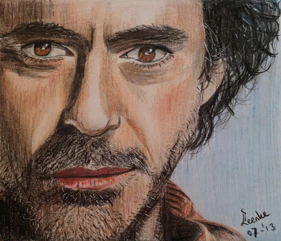 Robert Downey Jr. by Leenke