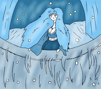 Snow Queen by planxtafroggie