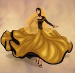Efrayn's version of Luxury Maiden by planxtafroggie