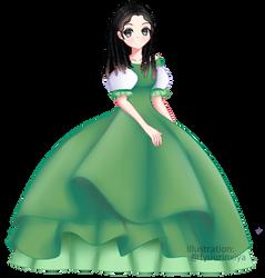 CiN - Annabelle profile by planxtafroggie