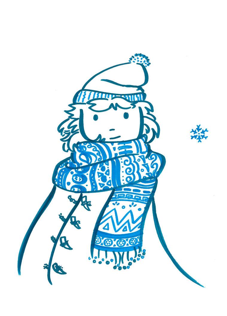 Winter by inkatt