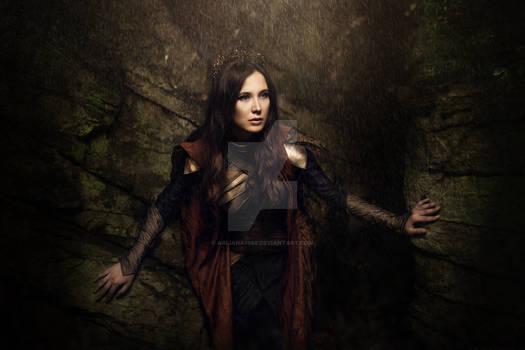 Elven Warrior 'Arien'
