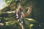 Amberle Elessedil, Shannara Chronicles Cosplay