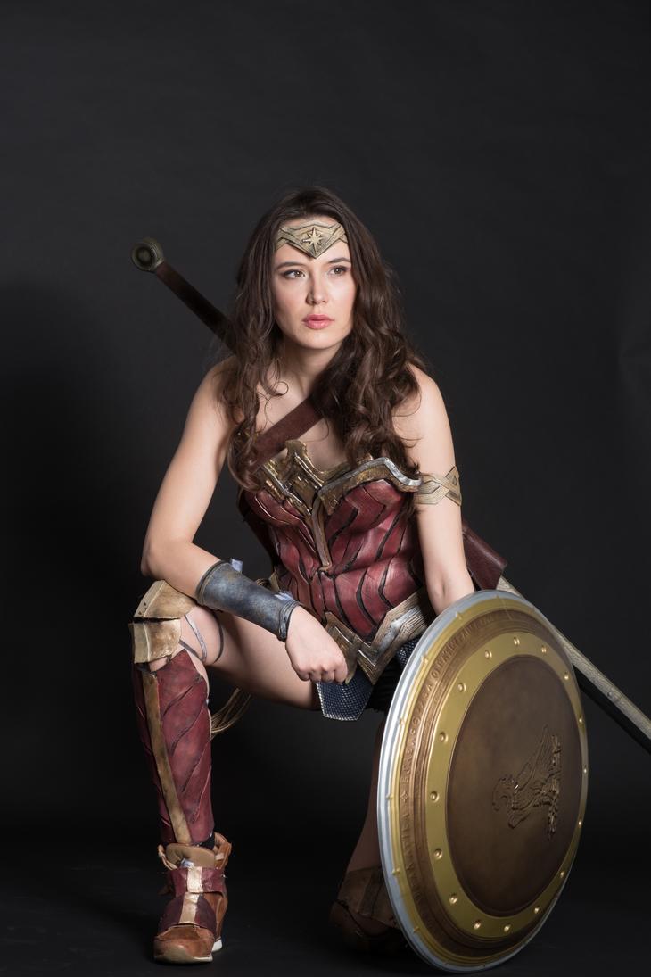 Wonderwoman Stock Photo 2 by arijana1988