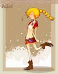 Chrono Cross - Singing Kid