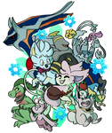 Pokemon Mystery Dungeon - Explorers of Sky