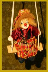 Clown. by andrisanteodora