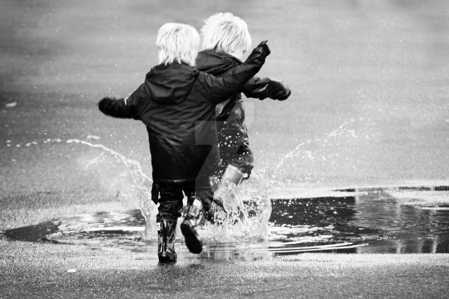 Childhood. by andrisanteodora