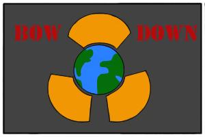 Dominators-R-Us Flag by Kihari