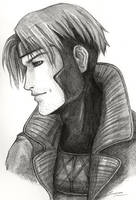 Profile of Gambit by lonesheep