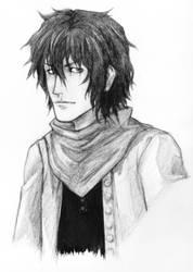 Nagi Sketch by lonesheep