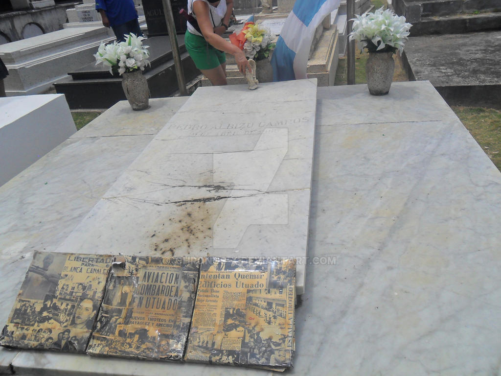 Albizu's Grave By Chronos-X On DeviantArt