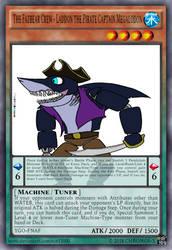 TFC- Laddon the Pirate Cap. Megal. (PEM - Common) by Chronos-X