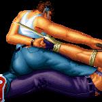 Chun Li vs Vega by Alejandro-Mikros