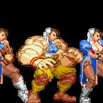 Street Fighter OMG by Alejandro-Mikros