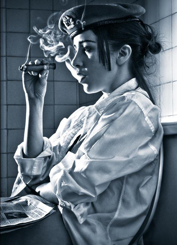 smoke by Monocoello