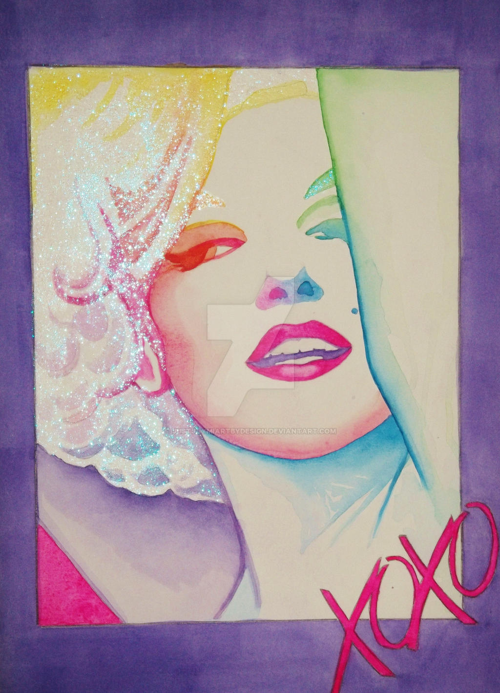 Marilyn Triad 3 by justjaymiartbydesign on DeviantArt