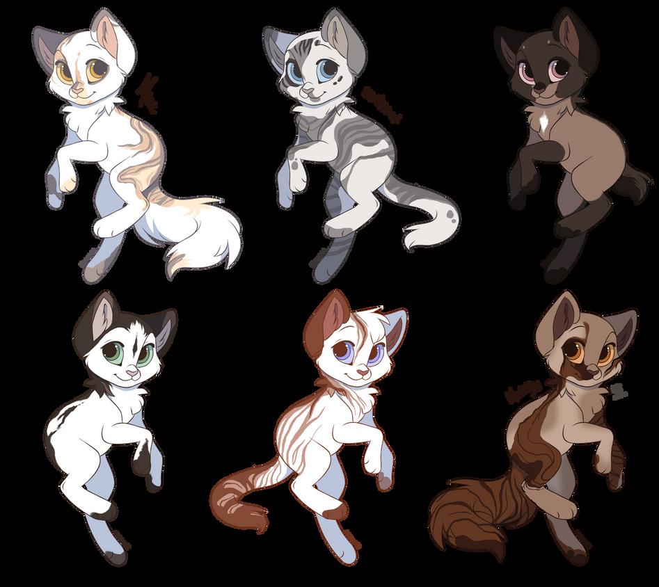 Free Oc Warrior Cats