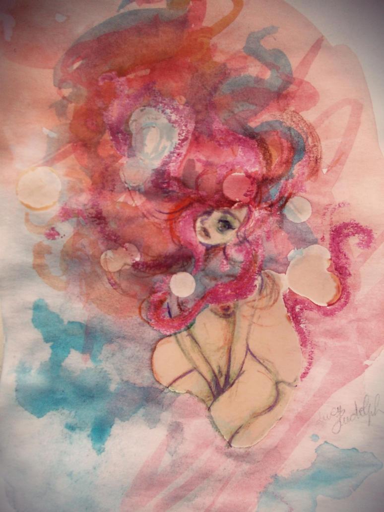 Wax fairy by MissFreakyLuce