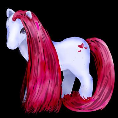 Pony by luckydonut