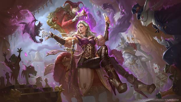 Princess Adalia - Splash Art Commission