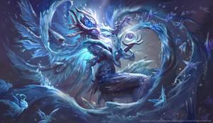 Adrielle The Ice Fairy