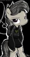 'Tavi Megadeth Fan by FlutterThrash