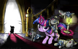 Twily in Hell