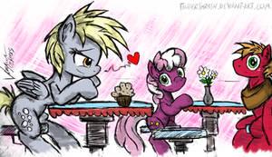 Muffin Love by FlutterThrash