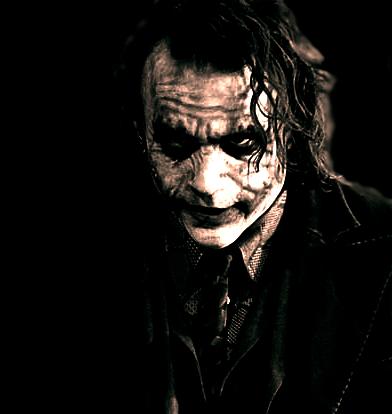 heath ledger as joker by demefaulmino - Joker Resimleri
