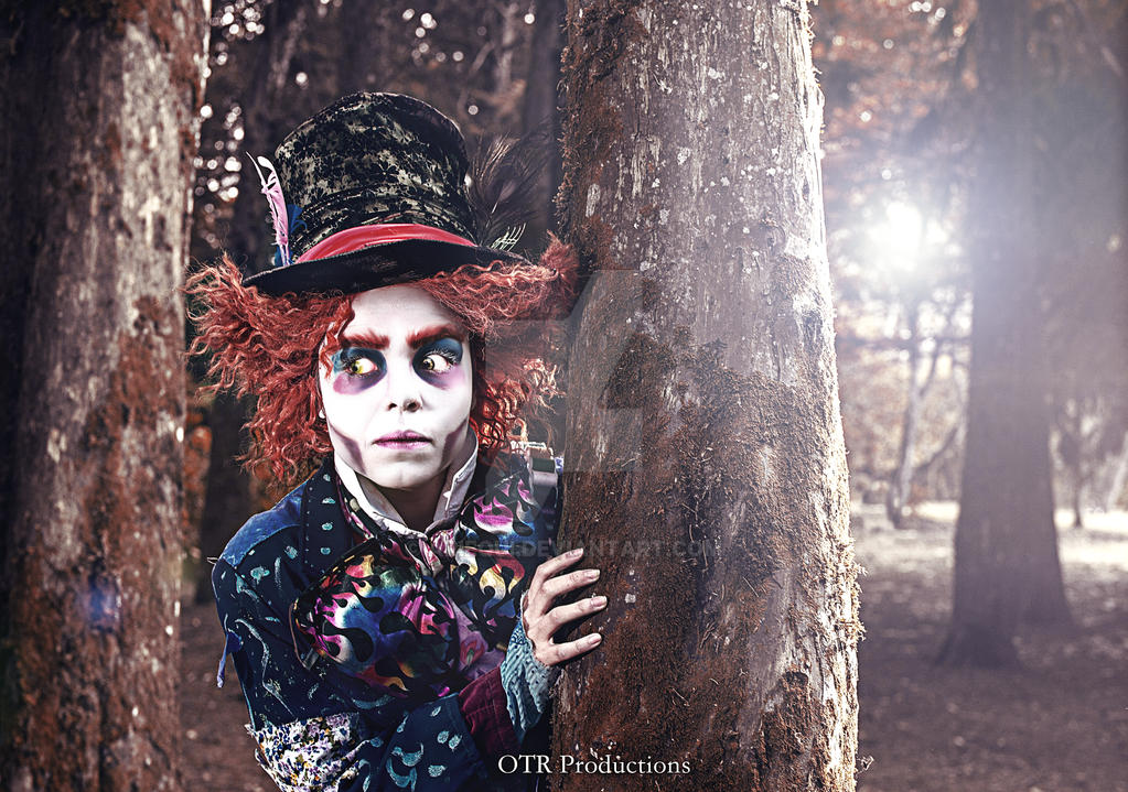 Hatter I by Ariequi