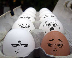bad eggs by Marvin1988