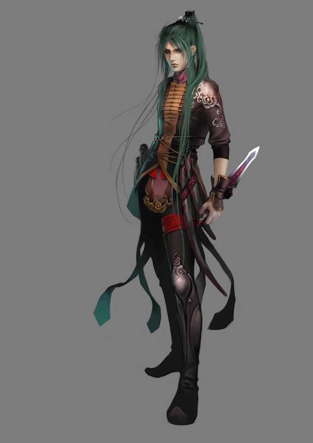 Deviantart Character Design : Character design by heise on deviantart