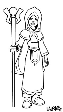 wizard101 coloring pages ravenwood professors - photo#34