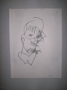 Blind Contour Subject One